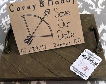 Save the Date - Arrow