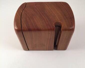 Michael Mire Atchafalaya Swamp Treasure-Jewelry-Trinket Box - Red Cypress