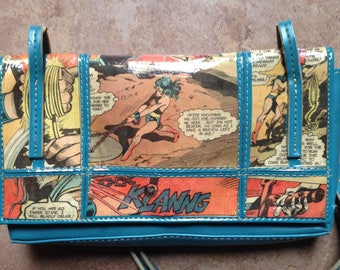 Vintage Wonder Woman Purse
