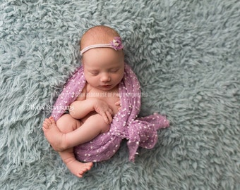 GRACEN KNIT WRAP, Stretch Knit Wrap, Newborn Knit Wrap, Photo Knit Wrap, Photography Knit Wrap, Knit Wrap, Photography Prop, Newborn Prop