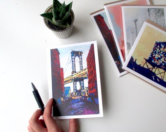Card: DUMBO Brooklyn (Set of 3)