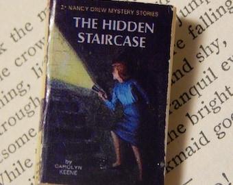 Nancy Drew Brooche: The Hidden Staircase