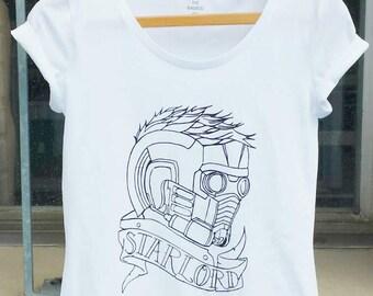 Starlord T-Shirt | Screenprint