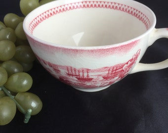 H051 Porcelain Coffee, Tea  cup made in England