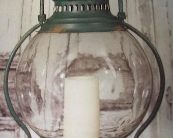 Large Crown Lantern