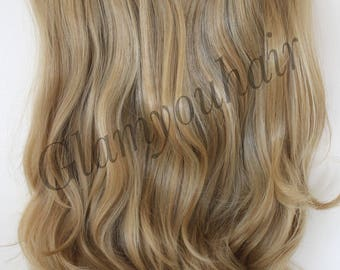 Halo hair extensions etsy 20 22 180g secret syn halo wire hair extension 180 gram pmusecretfo Image collections