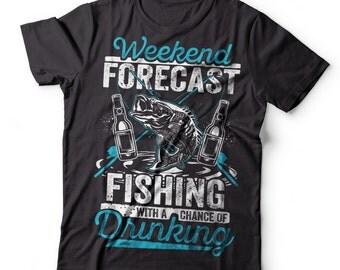Fishing T-Shirt Funny Fishing Apparel Tee Shirt Gift For Fisherman Shirt