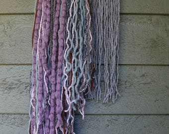 Loom Woven Wall Hanging