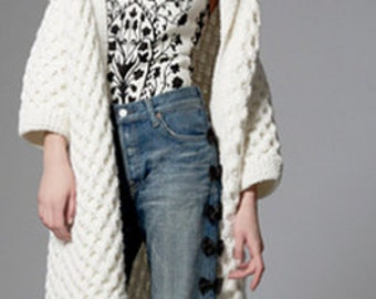 knitting long  cardigan, gift ideas,winter clothing,coat,jacket,wool,womens dress,cozy clothong