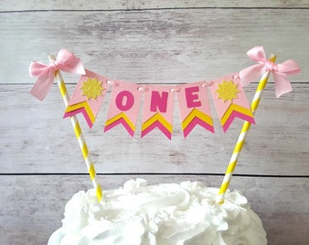 You Are My Sunshine Cake Topper, You Are My Sunshine First Birthday, You Are My Sunshine Party Decorations, You Are My Sunshine Smash Cake