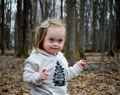 Let's Get Lost - toddler hoodie, toddler girl clothes, outdoorsy girl, woodland hoodie, wild child shirt, fall girl shirts, toddler clothes