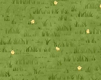 Sheeps and Peeps - Baby Chick Fabric