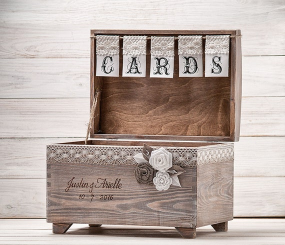 Wedding Card Boxes For Receptions: Card Box Wedding Reception Card Box Wedding Card Holder