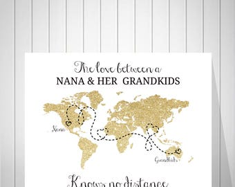 Mothers Day Gift for Grandmother Gift Mothers Day Gift for Nana Gift for Grandparent Gifts Mothers Day Gift Ideas Mothers Day for Nana -4417