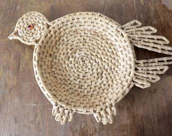 Bird Shaped Baskets