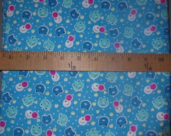 SPECIAL BUY!!!!! 41inch wide Flannel 1 yards for 3.00 5 different patterns.
