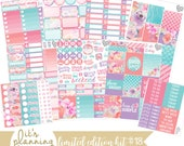 It's Planning Time- Planner Sticker Kit #18