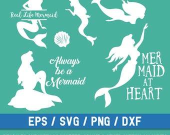 Mermaid svg,Mermaid svg file,Mermaid Clip Art, Mermaid Quote,Mermaid PNG,Mermaid Digital,Mermaid Silhouette,Mermaid eps, Always be a Mermaid
