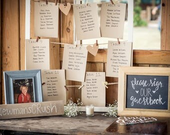 please sign our guestbook handwritten chalkboard sign, rustic wedding sign, guestbook sign, calligraphy guestbook sign