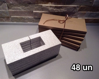 48 mailing envelope, less than 2 cm, slot of doom, recycled, for ETSY sellers
