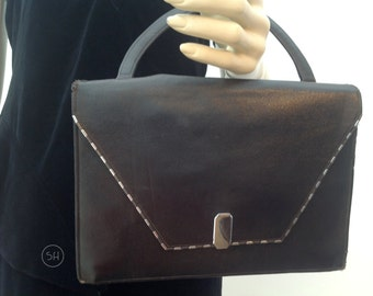 Art Deco 1930s handbag purse Goldsmiths & Silversmiths Company Ltd Regent Street