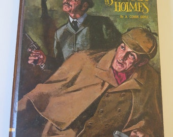 Vintage Casebook of Sherlock Holmes, A. Conan Doyle, 1968, Educator Classic Library Series, #7