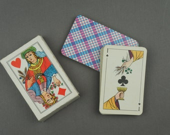 Playing cards, cards solitaire, playing cards USSR, poker cards, Board games, vintage poker card, game preference, games, vintage games
