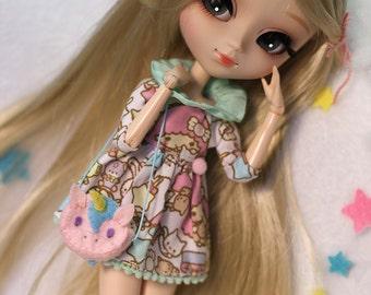 Unicorn Bag Tsum Tsum for Blythe, Pullip, ...