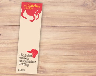 Catcher in the Rye Bookmark