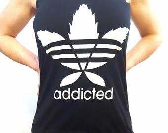 Addicted Tank Top