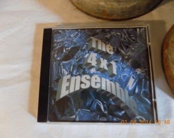 The 4 x 1 Ensemble music CD No trick to it local music
