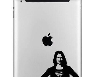BUY 2 GET 1 FREE Supergirl Melissa Benoist Vinyl Decal