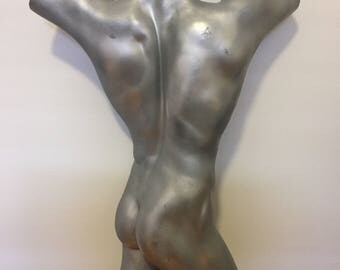 MALE MANNEQUIN, NUDE Male, Gallery, Decadent, Wall Hanging, Art Supplies, Art, Supplies, Display, Shop Display, Abstract at Modern Logic