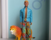 Ken Doll, Malibu Ken Doll, Sunset Ken Doll, 1968 Ken Doll, Stud Ken Doll, Sexy Swinging Ken Doll, Groovy Ken Doll, Fabulous Mod Ken Doll