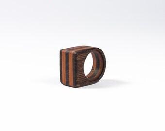 Wood ring