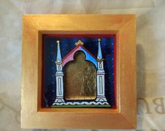 Reliquary / Keepsake Frame