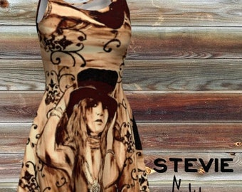 STEVIE NICKS DRESS