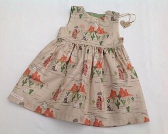 Girls dress,  baby dress, toddler dress, Indian print, dreamcatcher, summer dress, occasion,  newborn to 10 years