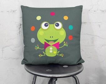 Kids throw pillow, nursery throw pillow, cushion cover, decorative pillows, children bedding, nursery decor, kids bedding, kids pillows