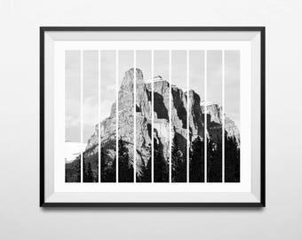 Mountain Wall Art, Mountain Poster, Mountain Photography Print, Landscape Art, Mountains Poster, Mountain Photo Print, Landscape Wall Art
