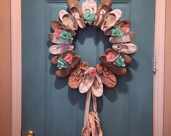 Dancer wreath