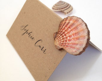 Beach Theme Place Cards, Name Cards, Place Setting, Wedding Place cards, Place Names,