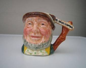 Sandland Character Mug c1940s