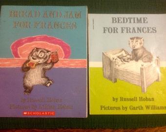 Frances story books