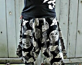 Phoenix Tribal Warrior Pants (Unisex)