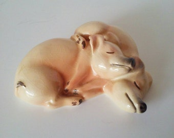1975 Goebel Pigs Figurine