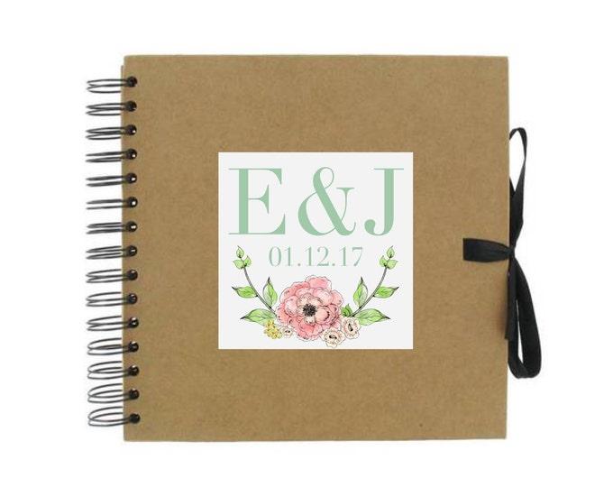 Personalised Scrapbook | Hen Do | Weddings | Photo album | Birthday scrapbook | Memories | Guest book | Journal for Bride's