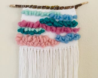 Long Colorful Wall Hanging