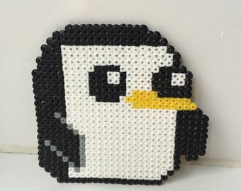 Gunter (Adventure time) hama/perler bead pixel art creation/magnet