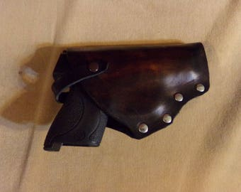 9mm Leather Holster
